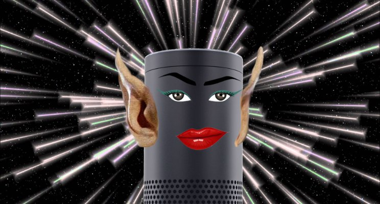 How to Bypass Alexa's NLP and Jump to Warp 10